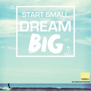 Start Small-01