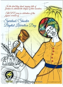 T&TEC Spiritual Shouter Baptist Liberation Day Ad
