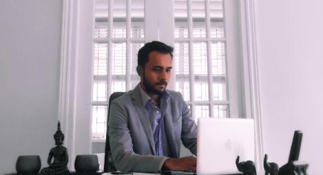Founder: Kieran Andrew Khan